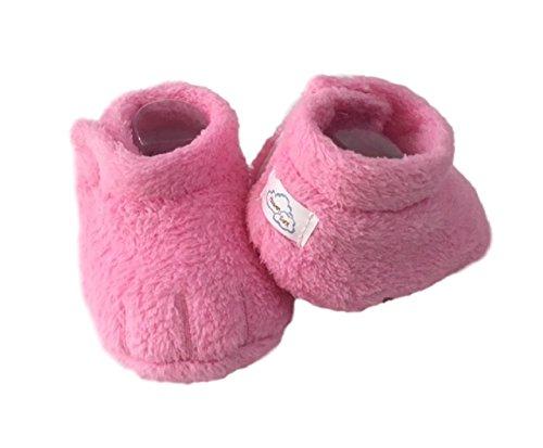 Crib Shoe (0-3 mos., Pink) ()