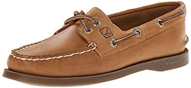 Sperry Top-Sider Women's Authentic Original 2-Eye Boat Shoe,Sahara,5 M US