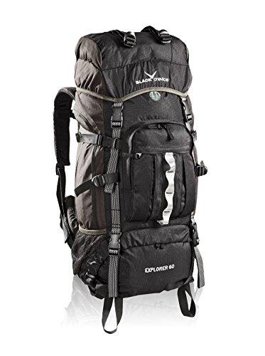 d5f4a1c06c Black Crevice Explorer – Zaino da Trekking, 60 l trova prezzo offerta