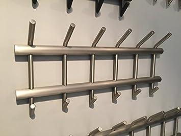 Wandgarderobe Metall Garderobe Metall 6 Haken Breite 67 Cm Amazon