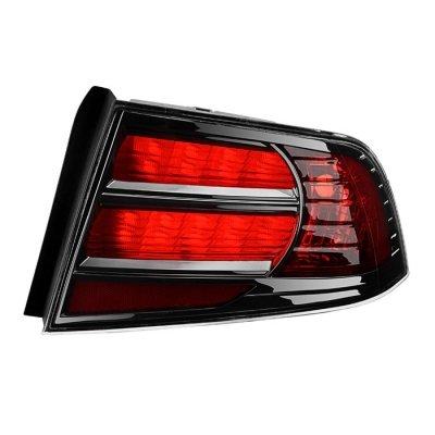 Amazoncom Xtune ALTJHATLTSOER Acura TL Right Passenger Side - Acura tl tail lights