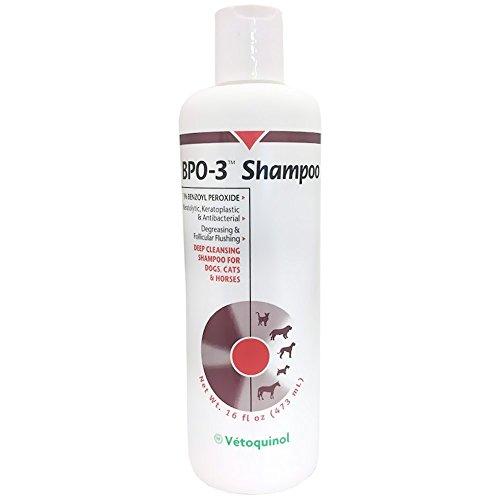 Buy cheap vetoquinol bpo shampoo benzoyl peroxide