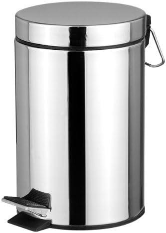 Home Basics Waste Basket, 20-Liter