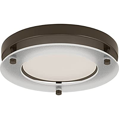 GetInLight Dimmable Surface Mount LED Ceiling Light, 3000K(Soft White), ETL Listed, Wet Location Rated