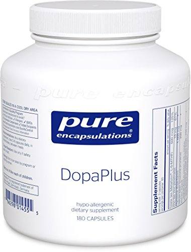 Pure Encapsulations - DopaPlus - Comprehensive Dopamine Support Supplement* - 180 Capsules