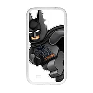 SANYISAN Cartoon Batmen White Samsung Galaxy S4 case