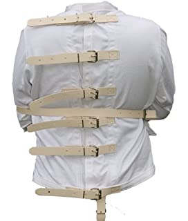 Amazon.com: Straight Jacket MEDIUM: Health & Personal Care