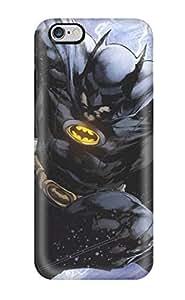 New IhRqUiX2133sgKFR Batman's Call Skin Case Cover Shatterproof Case For Iphone 6 Plus