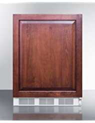 Summit FF6BI7IFADA Refrigerator, Brown