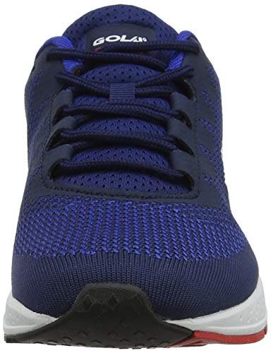 red Para Gola navy Azul blue Ee De Ama879 Hombre Running Zapatillas wqTSP
