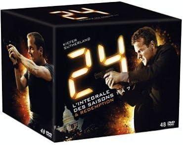 24 Heures Chrono Saisons 1 A 7 Redemption Coffret Collector