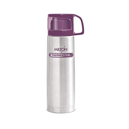 Milton Glassy Flask 750ml Vaccum Flasks- Purple