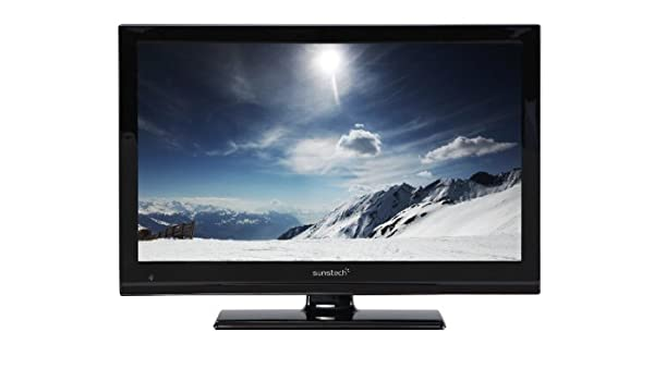 Sunstech 19LEDTALUSBK LED TV - Televisor (48,26 cm (19
