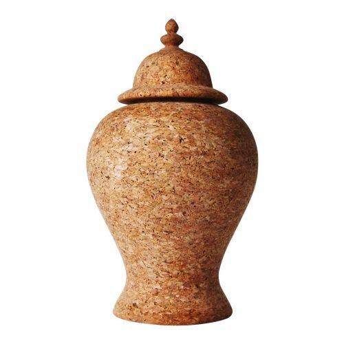 Juliska Quinta Cork 17.5'' Natural Cork Ginger Jar