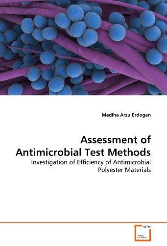 (Assessment of Antimicrobial Test Methods: Investigation of Efficiency of Antimicrobial Polyester Materials)