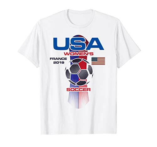 (Women Soccer USA shirt | France 2019 World)