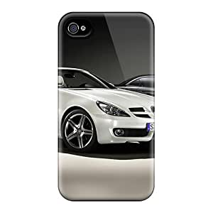 Richardfashion2012 Scratch-free Phone Cases For Iphone 6plus- Retail Packaging - Mercedes Benz Slk 2look Edition 2 Black Friday