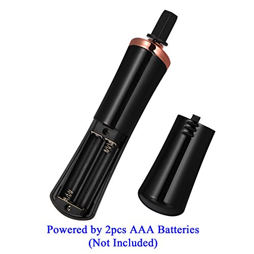 Makeup Brush Cleaner, Portable Automatic Brush Dryer and Cleaner, Deep Thorough Cleaning in Seconds, Suits Most Make Up Brush, Black Cleaning Spinner/Kits for Women … by ADDSMILE (Image #7)