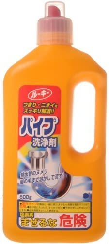 ルーキー パイプ洗浄剤