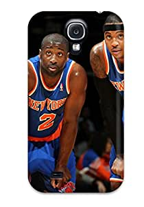 new york knicks basketball nba NBA Sports & Colleges colorful Samsung Galaxy S4 cases 6319836K821752830