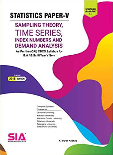 Amazon in: Buy Sampling Theory, Time Series, Index Numbers and