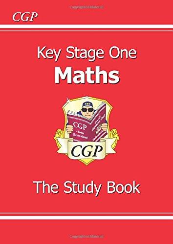 KS1 Maths Study Book (Pt. 1 & 2)