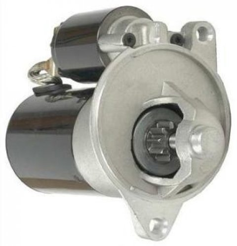 Discount Starter and Alternator 3240N Replacement Starter Fits Ford Explorer ()