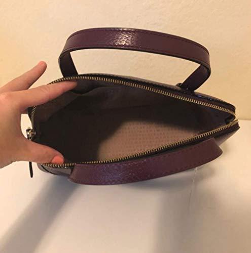 Street Rachelle Kate Grand Handbag Spade Deepplum Small 6wqwZT