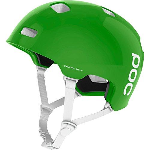 POC Crane Pure (CPSC) Bike Helmet, Phosphate Green, X-Large