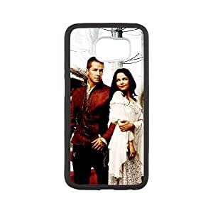 Samsung Galaxy S6 Phone Case Once upon a time HZ601480