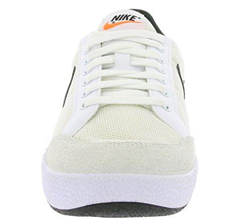 Nike Bianco Tennisschuhe Bianco White Black TXT Herren Nero Meadow '16 rqw4rZ