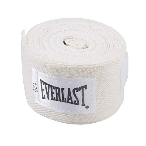 Everlast Pro Style Hand Wraps 180 - White
