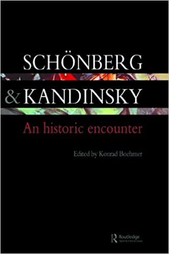 ;;OFFLINE;; Schonberg And Kandinsky: An Historic Encounter (Contemporary Music Studies). accused Leather Colegios hours nuevo
