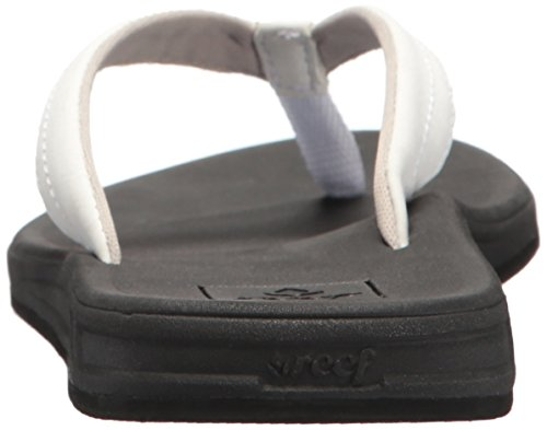Sandal Reef Women's Black Jumper White Cwx7q4X