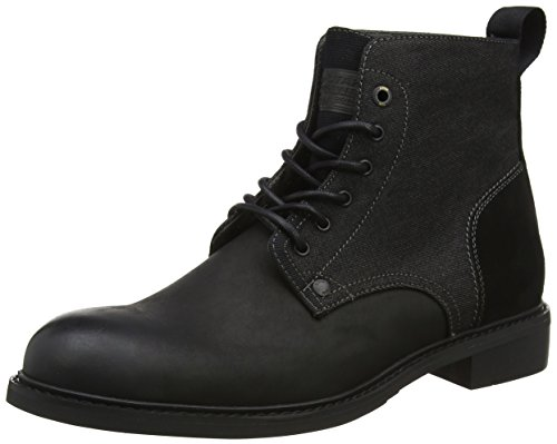 G-STAR RAW Herren Warth Mid Derbys Schwarz (Black)