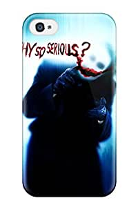 TYH - High Quality Shock Absorbing Case For Iphone 5c-the Joker phone case
