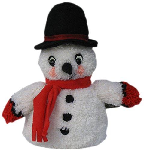 (MCG Textiles Huggables Animal Snowman Latch Hook)