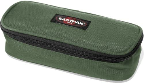 Eastpak - Estuche para lápices (22 cm, Ovalado), Color Verde: Amazon.es: Equipaje