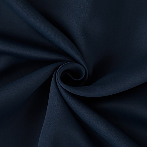 Deconovo Blackout Curtains Room Darkening Thermal
