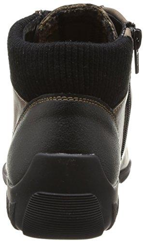 RemonteR3456 25 - Botas Mujer, Marrón (Marron (Marron Combiné)), 36