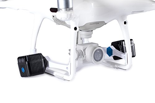 Lume Cube - Mounts for the DJI Phantom 4 Drone (White) (Includes 2 Mounts)