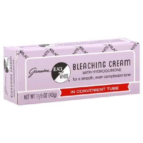 Bleaching cream 4 in 1 review