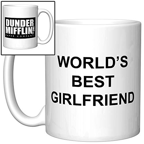 World's Best Girlfriend Coffee Mug (World's Best Girlfriend Mug)
