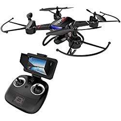 Holy Stone F181G Drone with Camera 5.8G FPV Live Video and HD LCD Transmitter