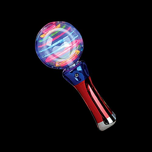 Light Up Flashing Spinner Wand - Tons of fun for that party!]()