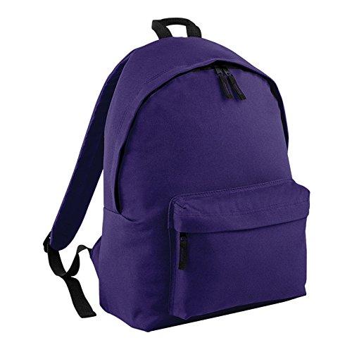 Bag Backpack SchoolGymPurple Original Bagbase Retro Training Fashion sQdhrtxBC