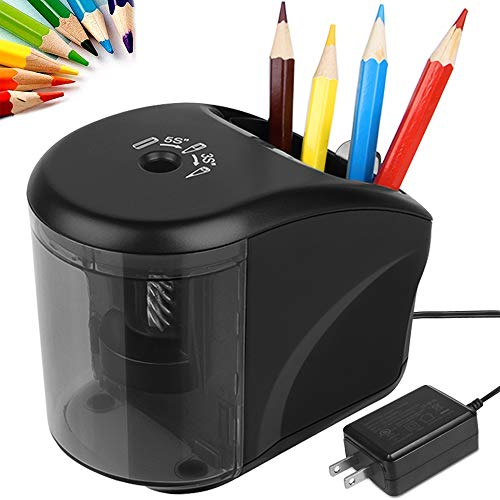 Electric Pencil Sharpener Power
