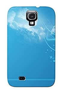 Eatcooment Case Cover Windows 7 Sky / Fashionable Case For Galaxy S4