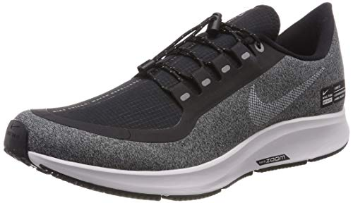 b337e8727348 Nike Air Zoom Pegasus 35 Shield Women s Running Shoe Black White-Cool Grey-