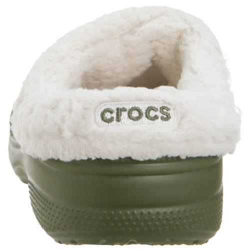 Crocs Mammoth Shoes Army Green Kids Size C6 / C7 by Crocs (Image #2)